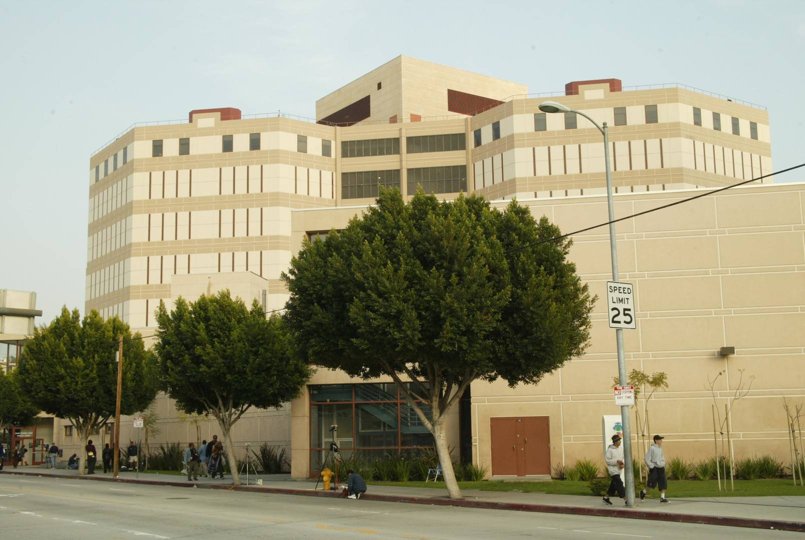 L.A. County Jail