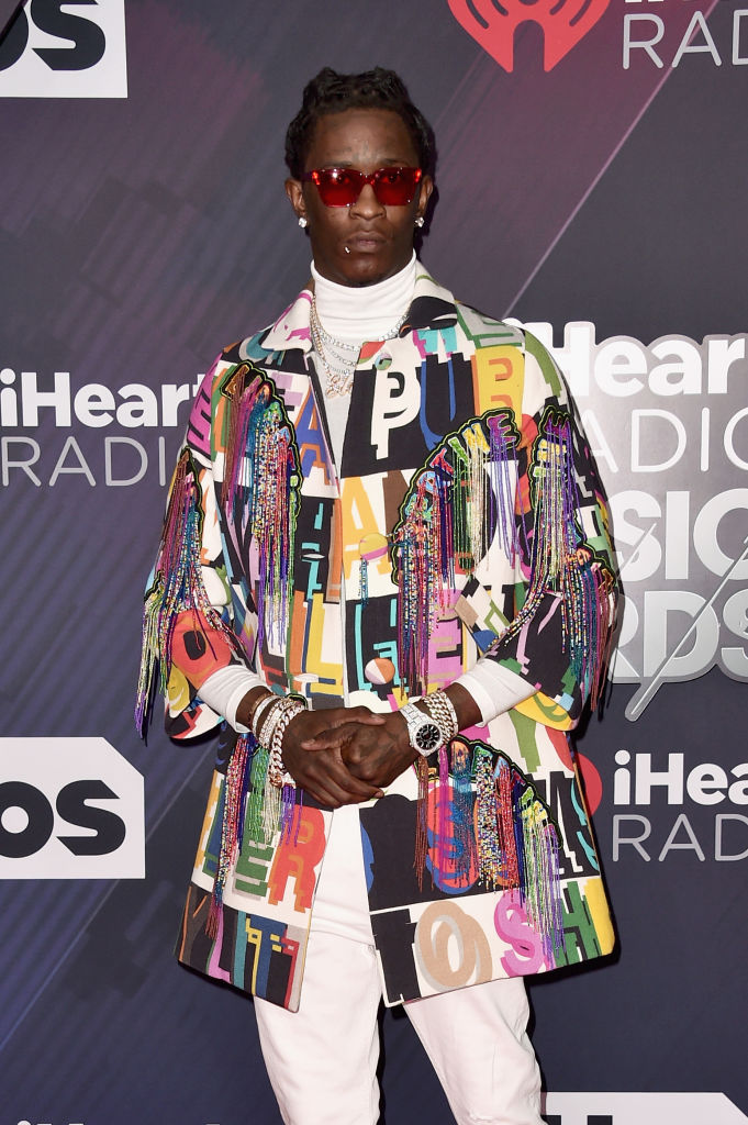 Young Thug Previews Emotional New Singing Track