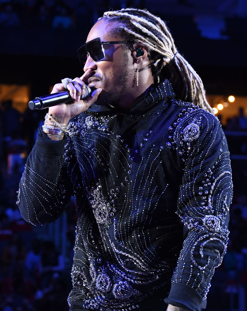 "Future Unveils New Album ""High Off Life"" Cover"