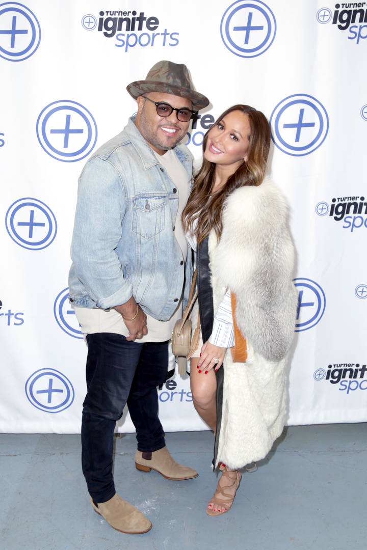 "Adrienne Houghton Reveals What Attracted Her To Husband: ""I Need A Man To Check Me"""