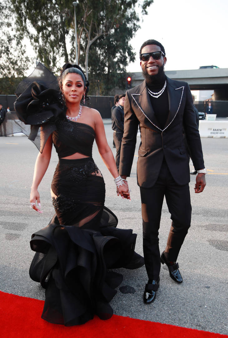 gucci mane wife keyshia ka'oir ice chain 1017 records anniversary couple