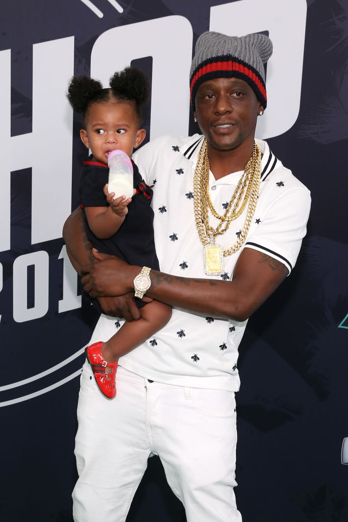 Boosie Badazz Sued For Not Providing For His Young Daughter: Report