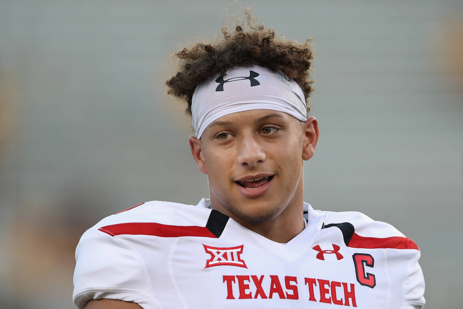 Patrick Mahomes, Texas Tech, Graduation
