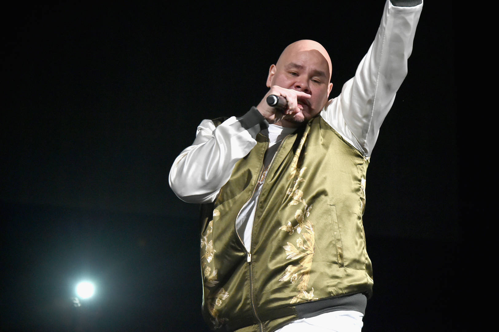 "Fat Joe Says Ashanti Was Nearly Replaced By Jennifer Lopez For ""What's Luv?"""