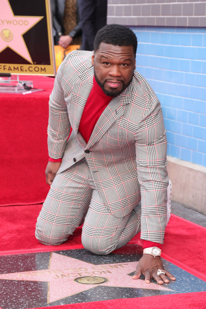 50 Cent Reacts To Mural Artist Getting Beat Up
