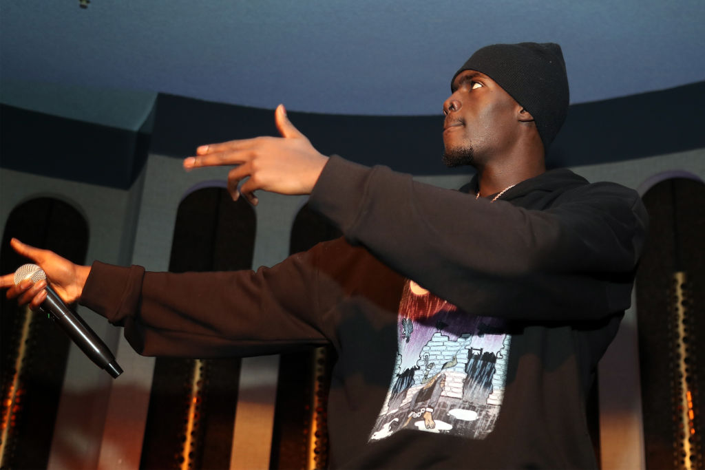 Sheck Wes Has Been Released Following Arrest