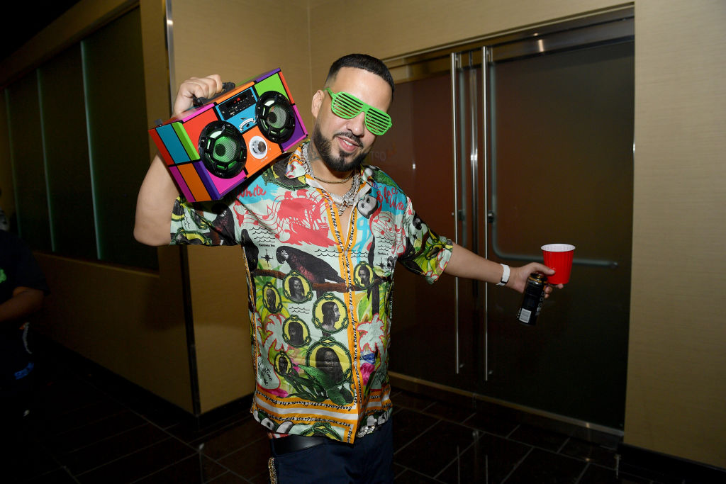French Montana Seemingly Deletes His Instagram Page
