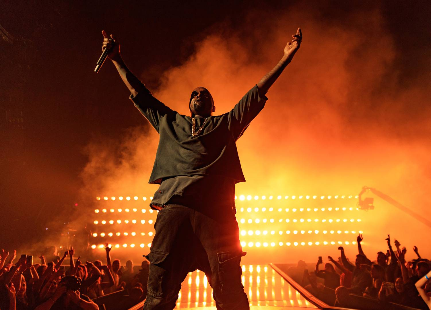 "Kanye West's New Album Titled ""God's Country,"" First Single Dropping Soon: Report"