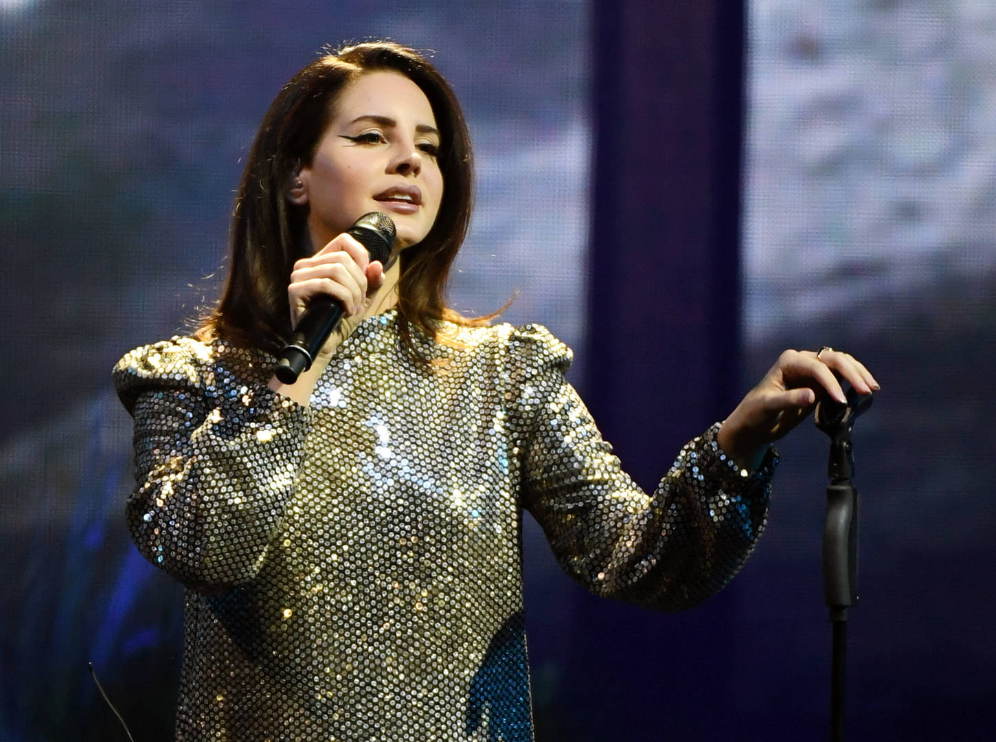 "Lana Del Rey Doubles Down On Controversial Letter: ""My Aim & My Message Are Clear"""