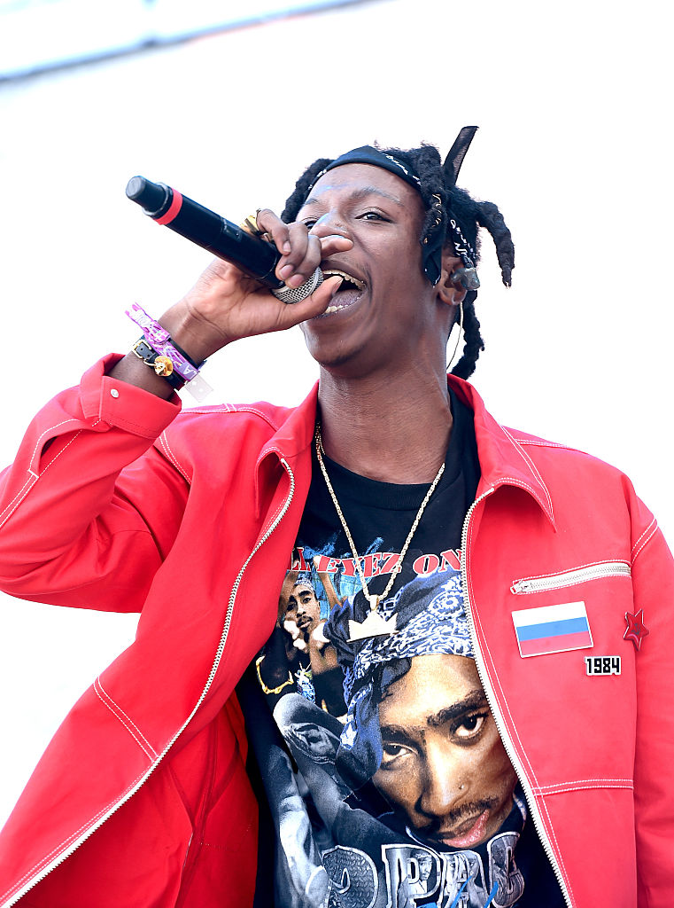 Joey Bada$$ Claims His Music Is Being Removed From Streaming Services