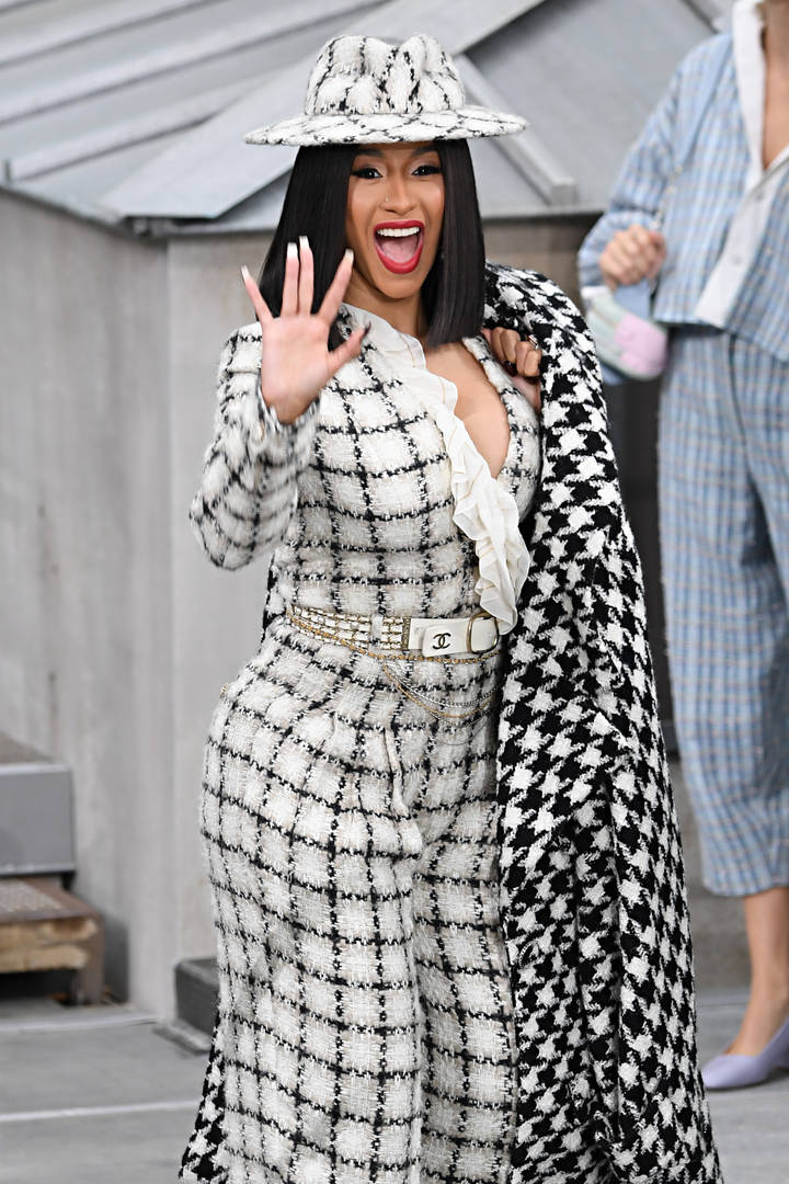 Cardi B Supports Protestors Looting, Encourages Followers To Vote