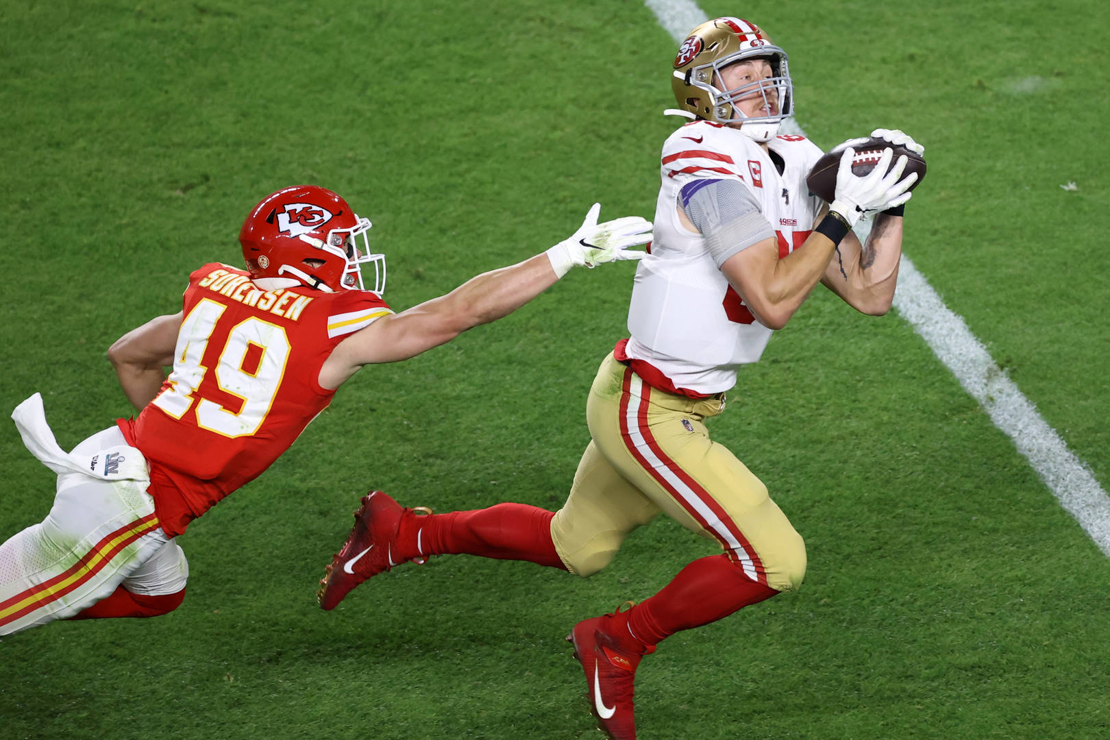 George Kittle, NFL, Contract