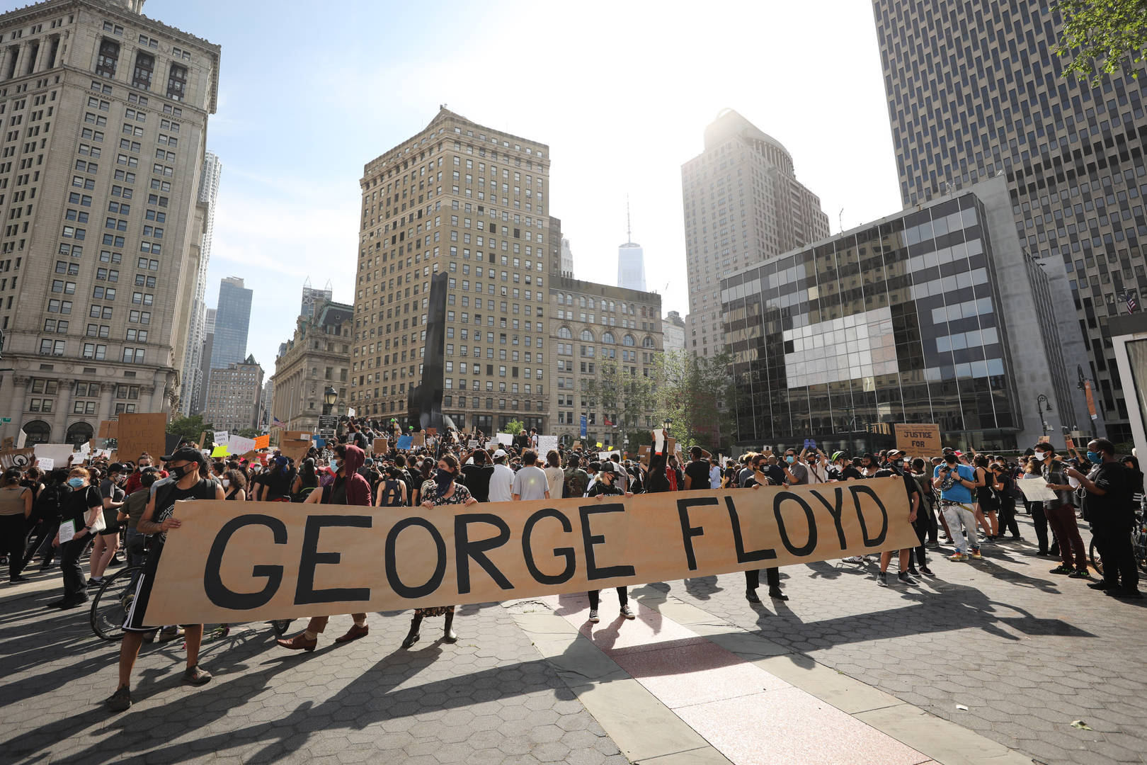 George Floyd Will Be Laid To Rest In Texas Hometown, Says Houston's Mayor