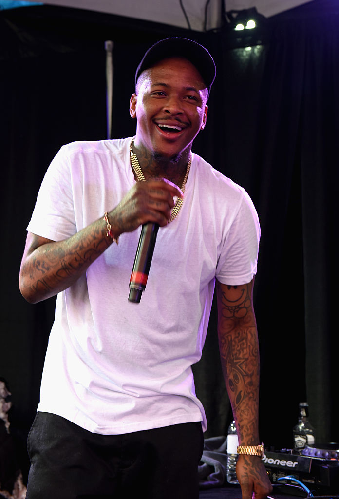 """YG Announces New Song """"F*ck The Police"""""""