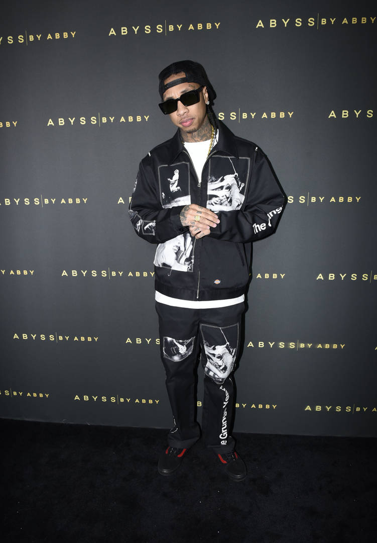 Tyga Puts His Money Where His Mouth Is With National Bail Out Fund Donation