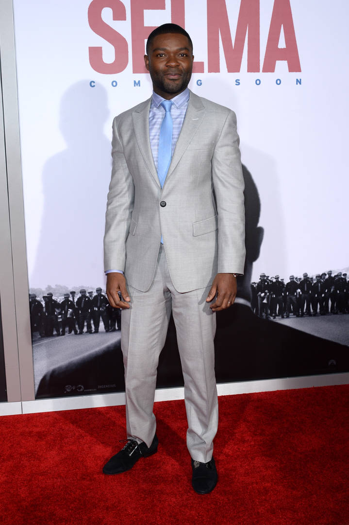 "David Oyelowo Says ""Selma"" Was Blackballed Over ""I Can't Breathe"" Shirts"