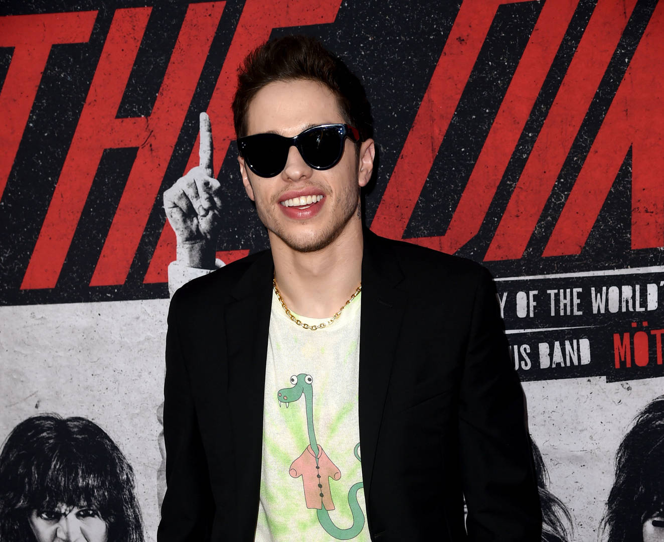 Pete Davidson: 'Everybody Has Had Enough' Of My Love Life