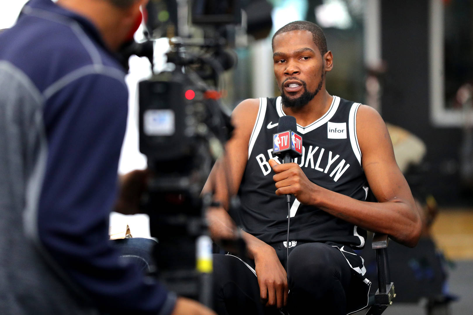 Kevin Durant, NBA, Return