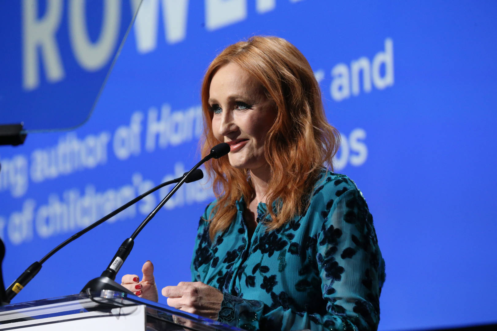 Trans activists blast J.K. Rowling for her