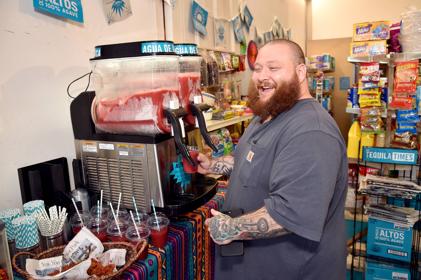 Action Bronson, Weight Loss