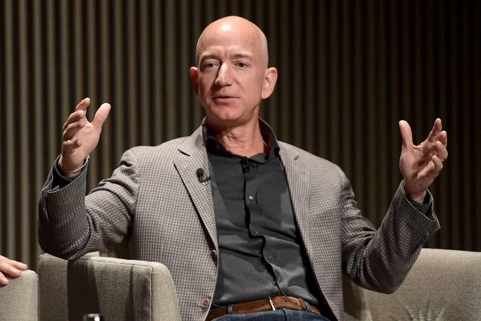 Jeff Bezos Responds To Amazon Customer's Complaint About Black Lives Matter