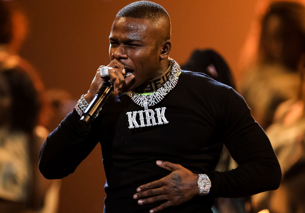 DaBaby Spits Double-Time In New Song Preview