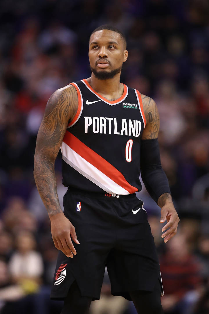 Damian Lillard Reminisces About Old Knicks Trade Rumors