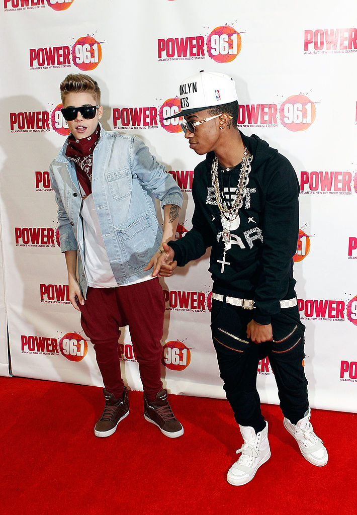 Lil Twist Reveals He Took Weed Charges For Justin Bieber