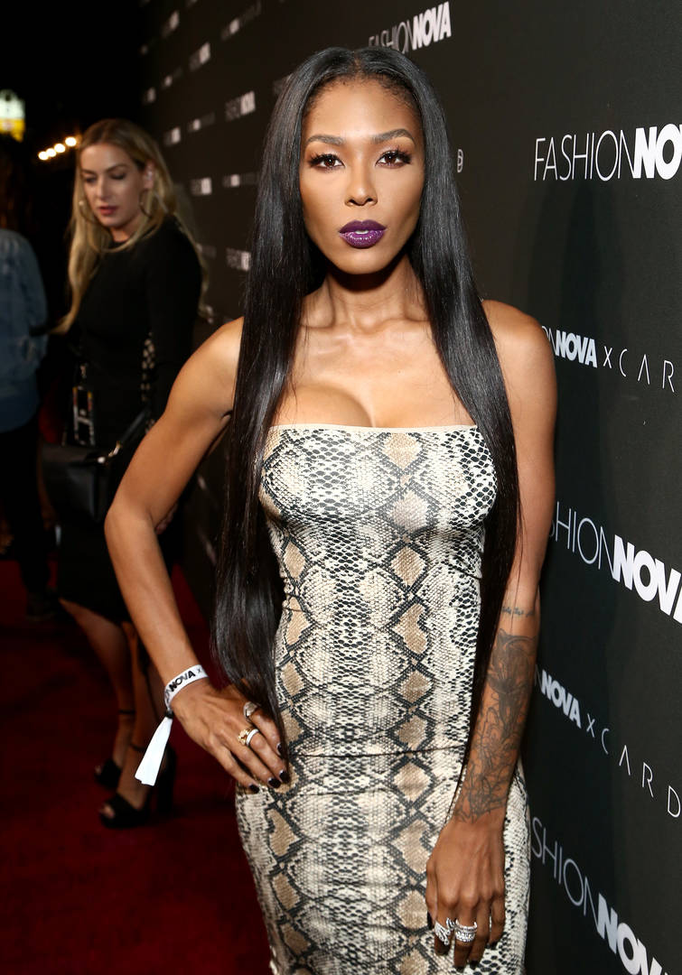 Moniece Slaughter Claims Fizz Isn't Allowed Around Omarion & Apryl Jones's Kids By Court Order