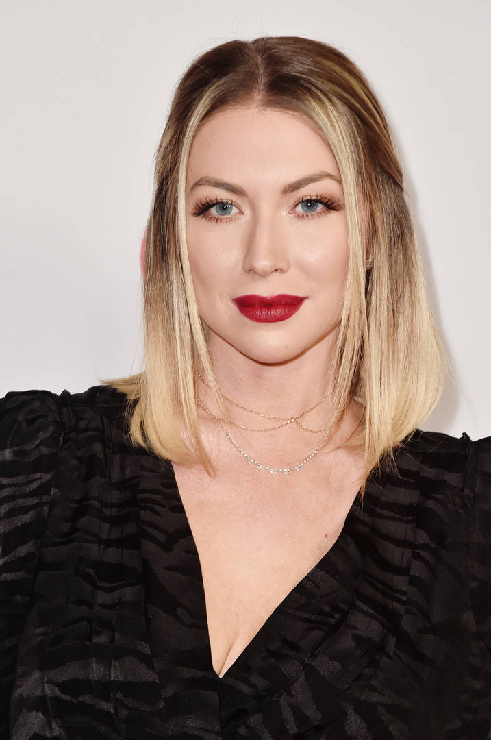 "Eve Dubs Stassi Schroeder ""The Poster Girl For White Privilege"""