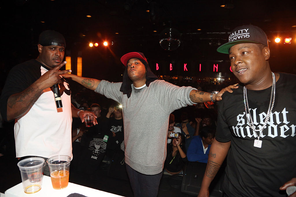 Sheek Styles Jadakiss The Lox