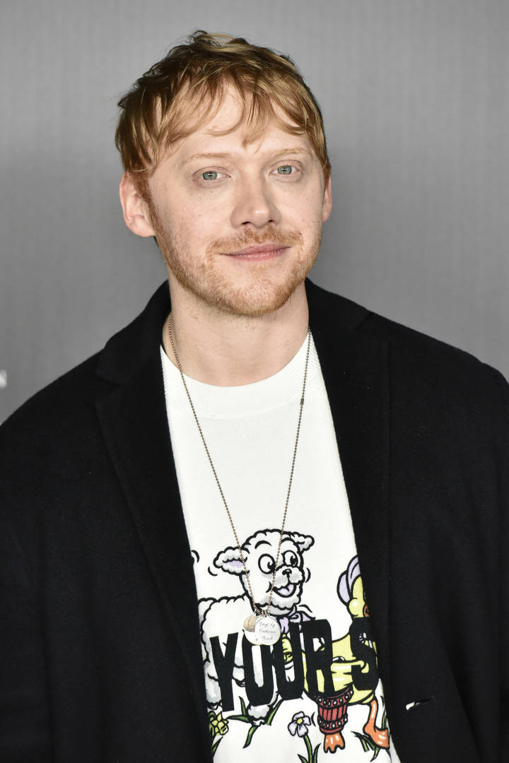 Rupert Grint Speaks Out Against J.K. Rowling's Transphobic Remarks