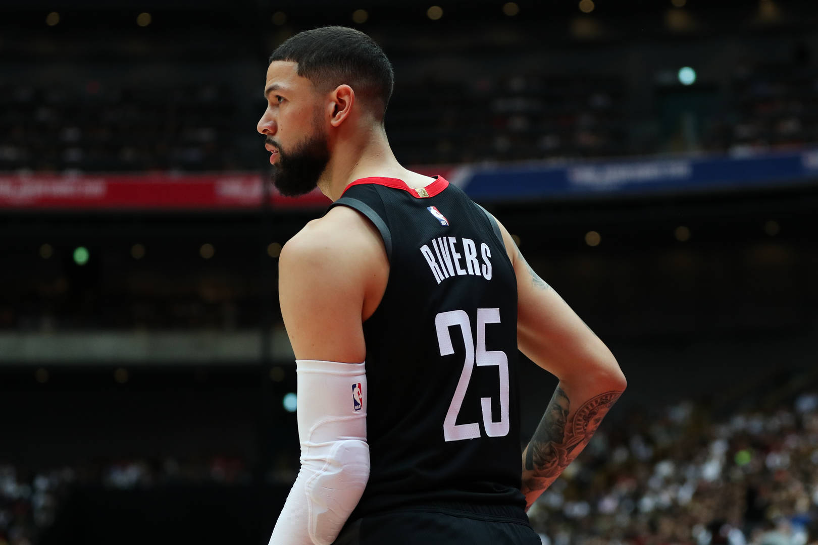 Austin Rivers Explains Why Kyrie Irving Is Wrong About The NBA's Return