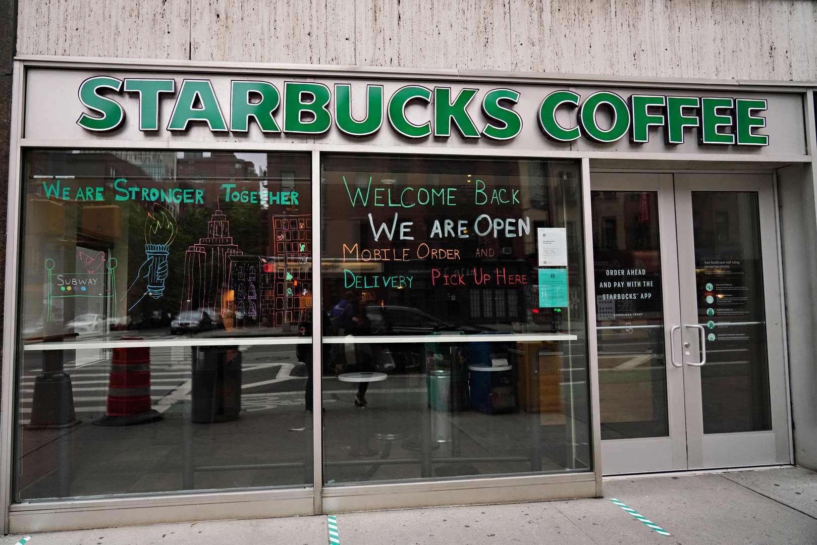 Starbucks, Black Lives Matter