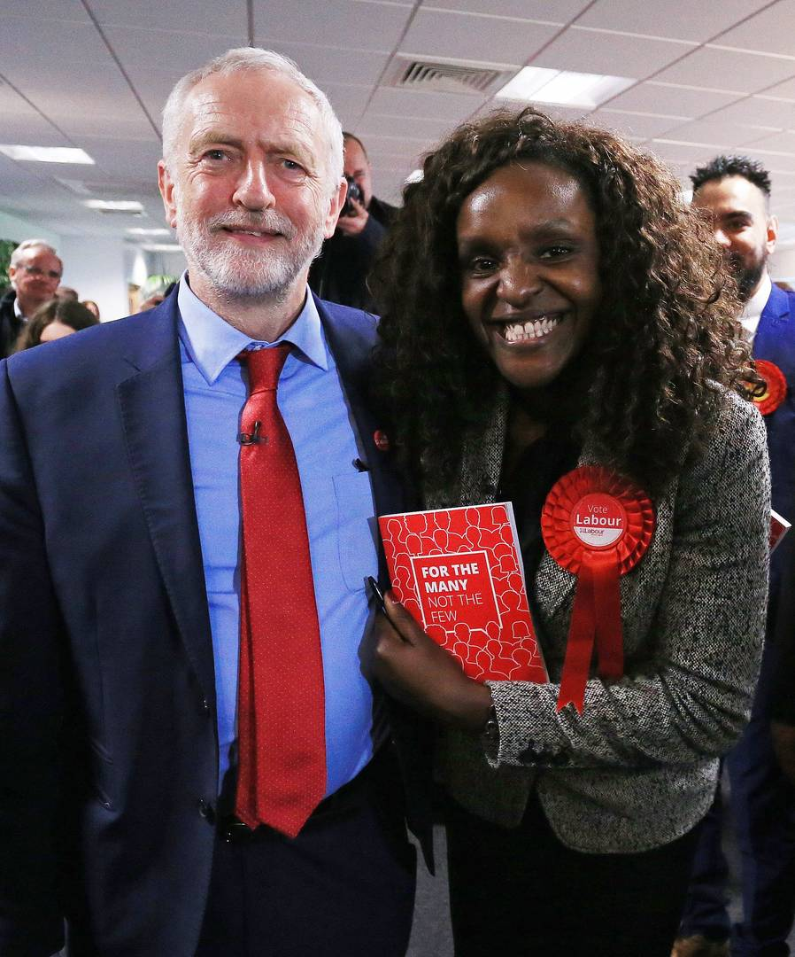 kellogg's cereal coco pops rice krispies mascot monkey snap crackle pop former mp disgraced Fiona Onasanya racist UK labour