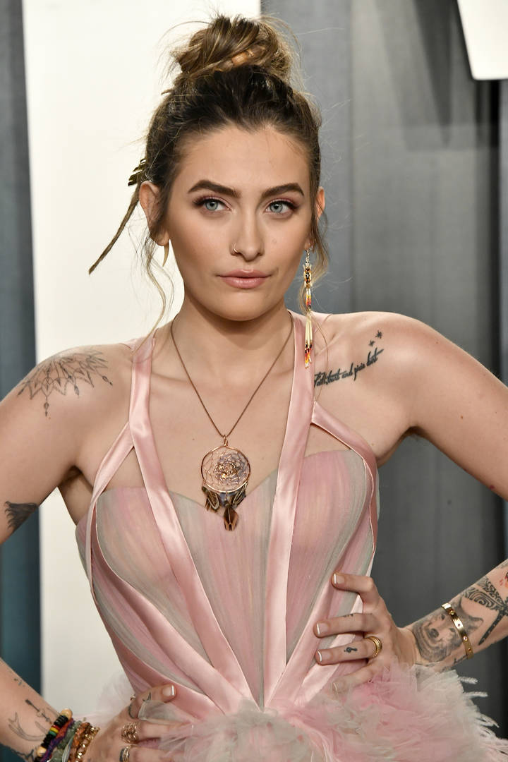 michael jackson paris jackson never-before-seen footage father daughter Unfiltered Facebook watch documentary death anniversary
