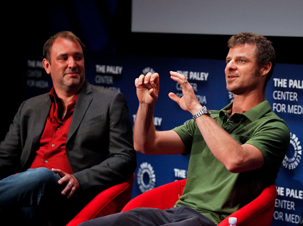 Trey Parker & Matt Stone South Park