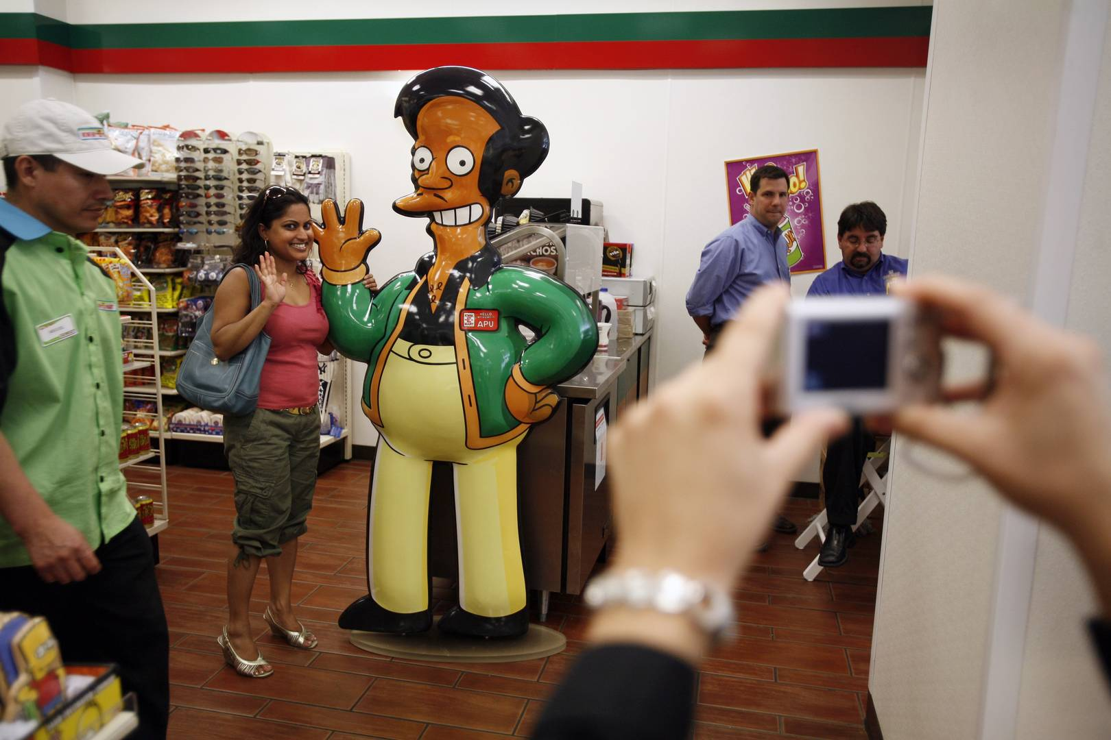 The Simpsons, Apu