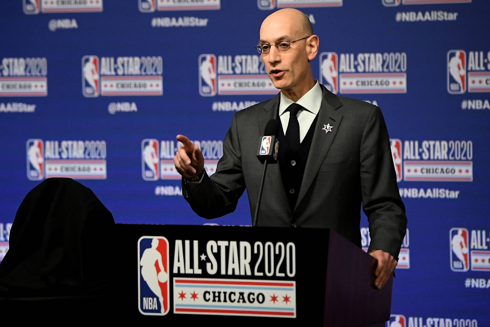 Adam Silver On NBA Return