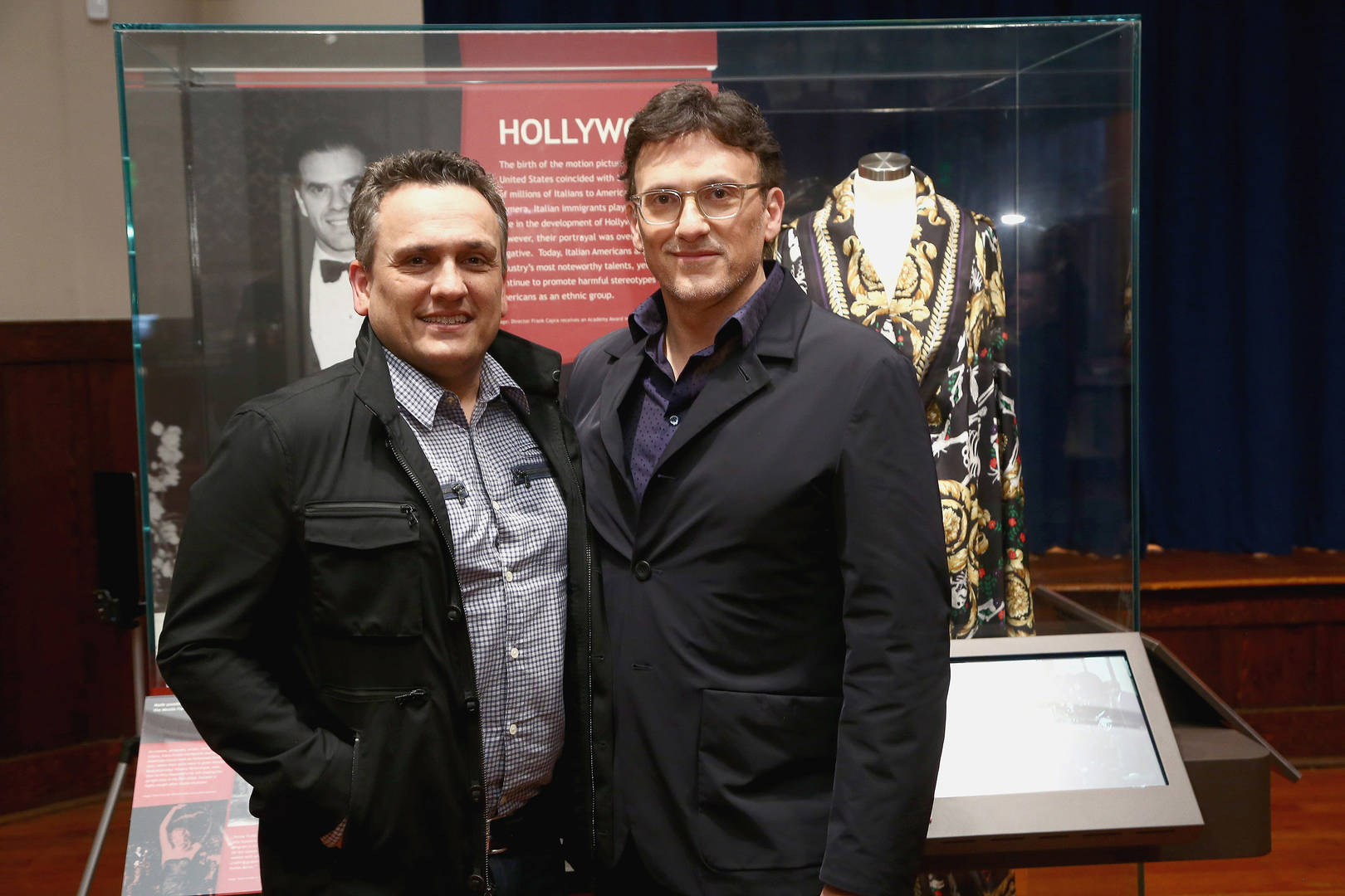 Russo Brothers, Theatersa