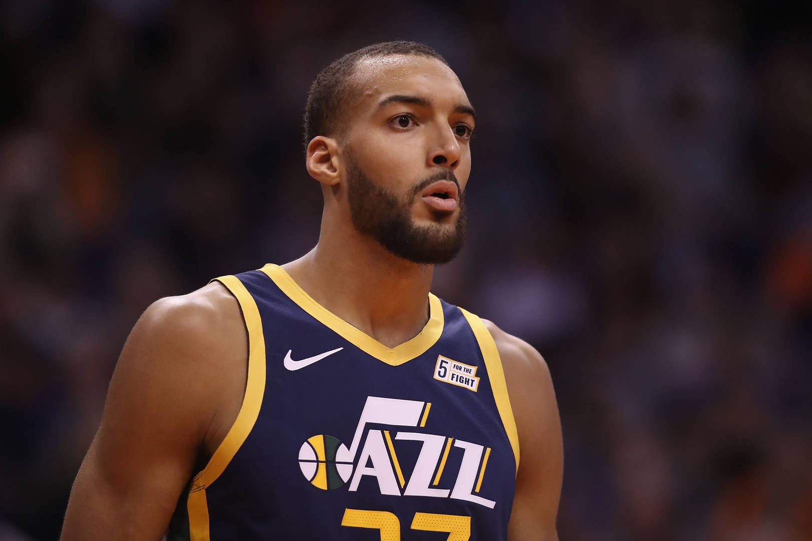 Rudy Gobert still hasn't fully recovered months after his positive coronavirus test