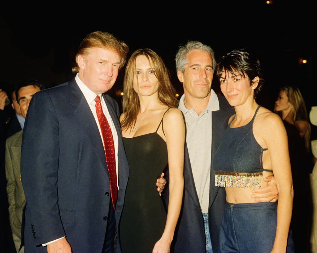 British socialite Ghislaine Maxwell arrested in Epstein case