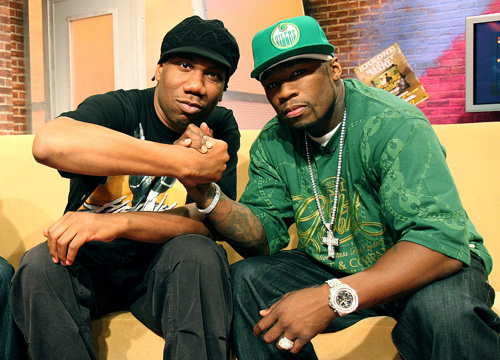 50 Cent KRS-One