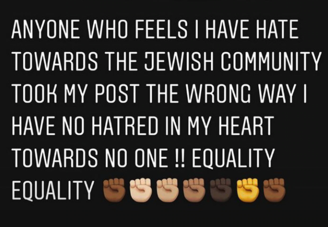 DeSean Jackson promotes anti-Semitism with fake Hitler quotes on his Instagram page