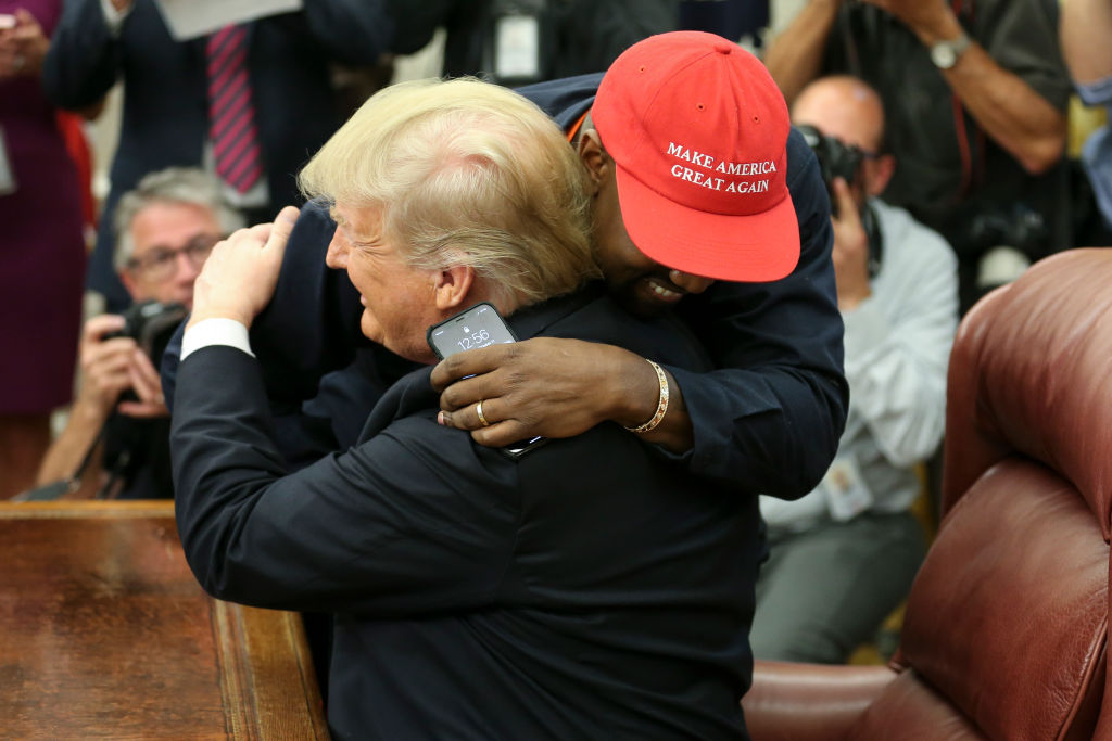 Kanye West vows to defeat Trump, win U.S. 2020 presidential race