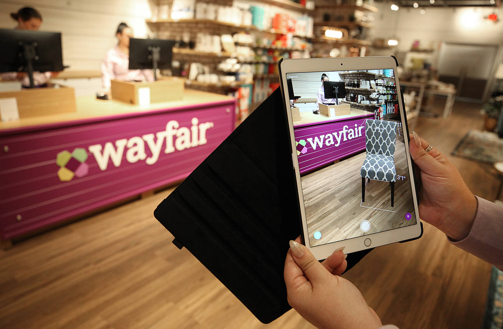 Wayfair shoots down conspiracy theory about child sex trafficking and expensive cabinets