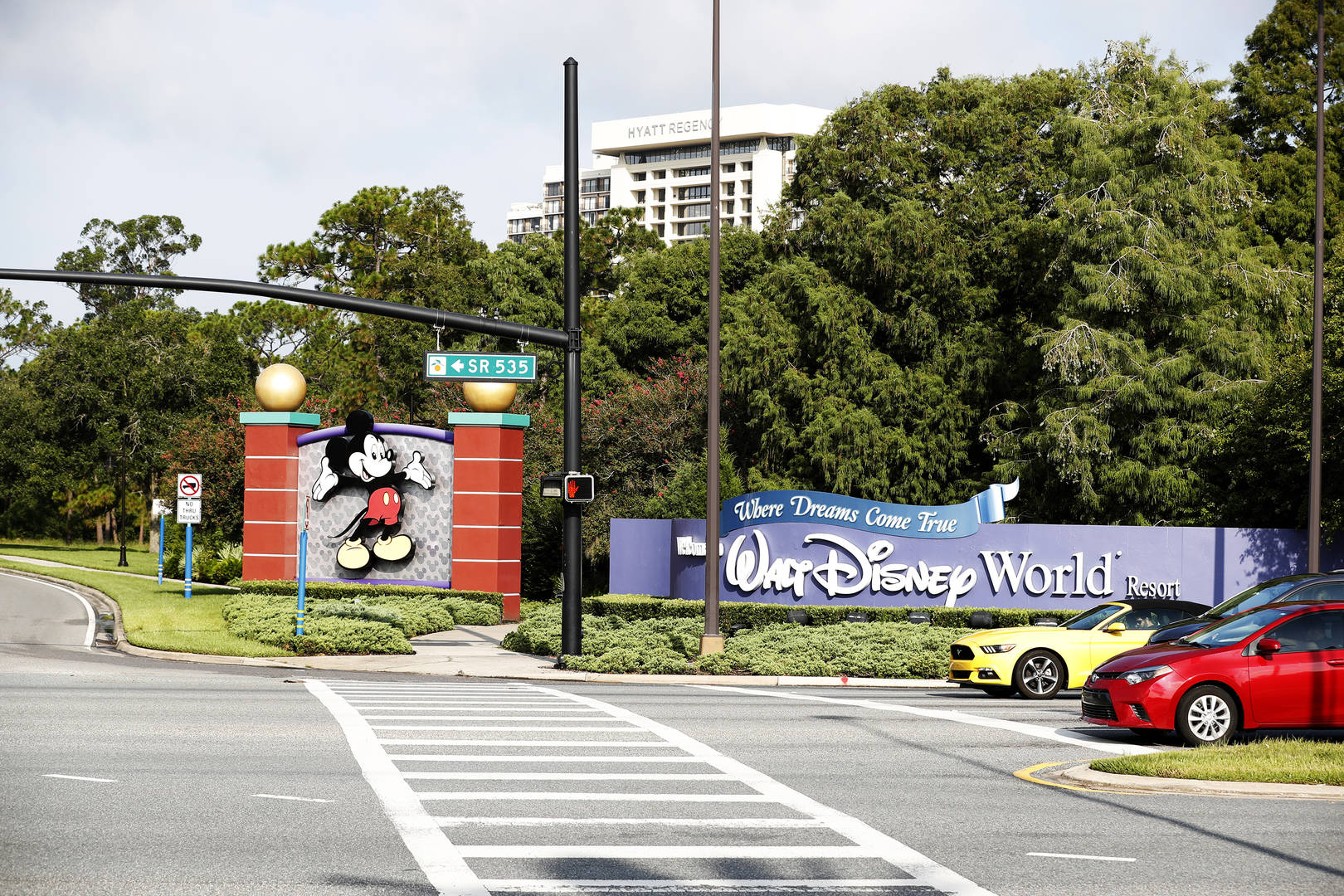 Disney World reopens in Florida as state virus death toll surges