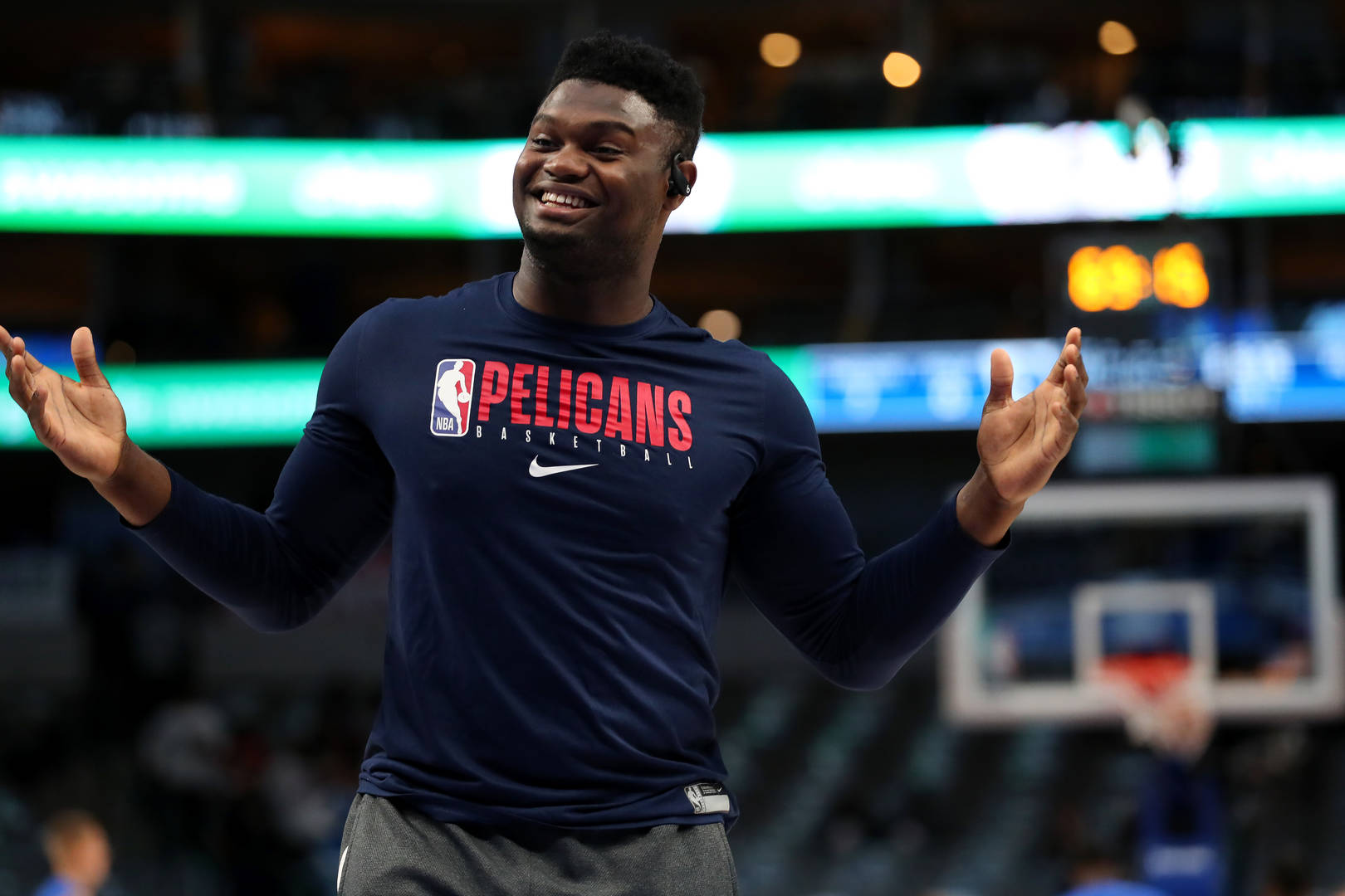 Zion Williamson, Coronavirus, Quarantine