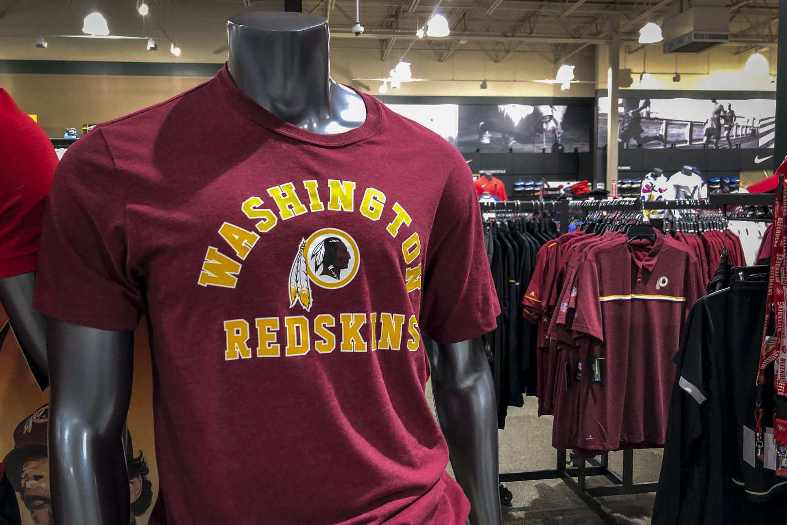 Redskins, Washington, NAme