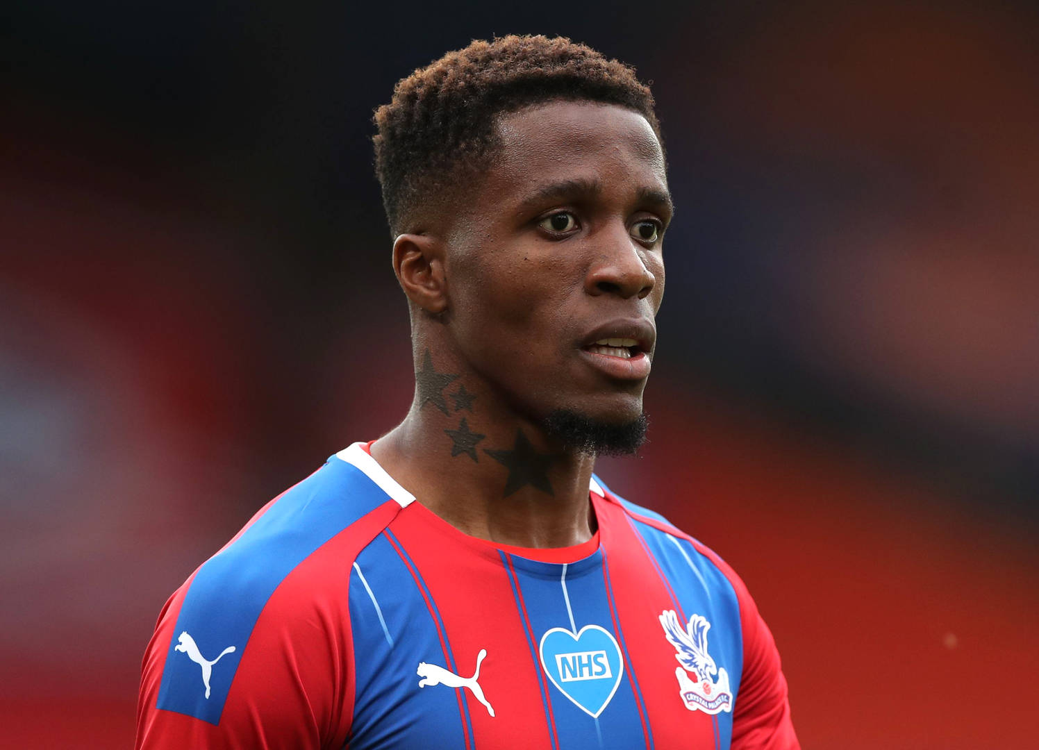 Palace player Zaha racially abused; 12-year-old arrested